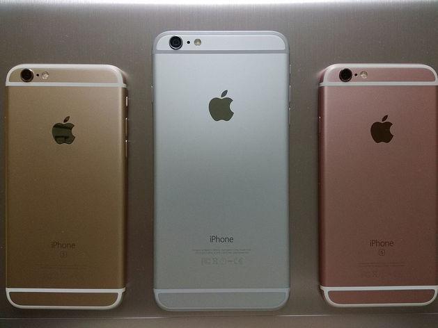 Первые шпионские фото iPhone 7 появились в сети