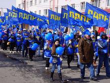 Выборы Красноярского края: кто идет в тройке ЛДПР
