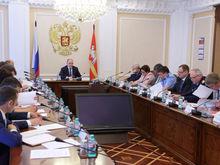 В Челябинске состоялось заседание антикоррупционной комиссии