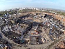 Правительство не стало отстранять ПСО «Казань» от строительства «Самара Арены»