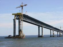 Строительство Керченского моста оценили в 228 млрд рублей