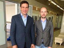 Юревич определился с партией, от которой идет на выборы в Госдуму. В Москве одобрили