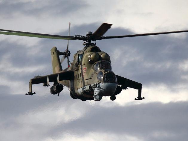 В Сирии сбит вертолет, погибли два российских пилота. Версии произошедшего