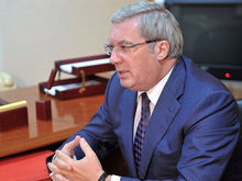 Виктор Толоконский выступил в суде по делу новосибирского экс-губернатора Юрченко