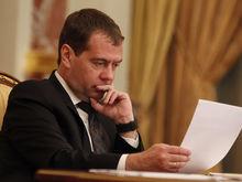 Медведев одобрил Томинский ГОК, за который замолвил слово свердловский губернатор