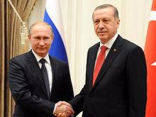 Путин лично попросил Эрдогана позаботиться о безопасности российских туристов в Турции