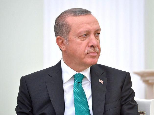 На фото: президент Турции Реджеп Эрдоган