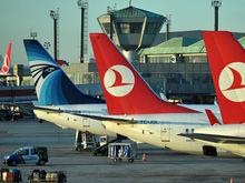 В Ростов прибыл первый после беспорядков в Турции рейс из Стамбула