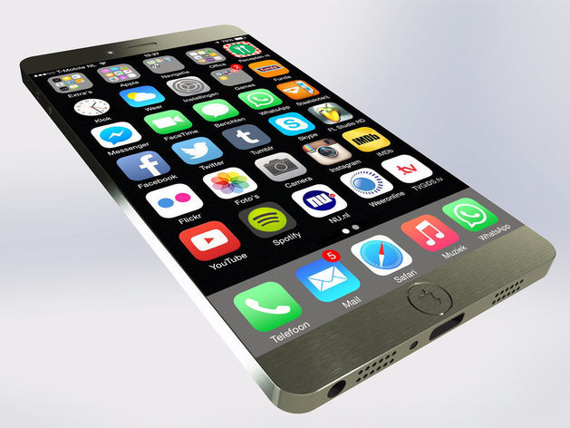Рассекречена дата выхода iPhone 7