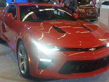 В салоне новосибирского автодилера появятся Chevrolet Camaro