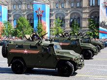 В Арзамасе разработан бронеавтомобиль, выдерживающий взрыв до 600 г тротила