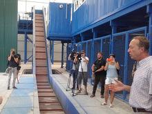 """""""Управление отходами-НН"""" достроит мусороперегрузочную станцию в Нижнем Новгороде в 2016 г."""