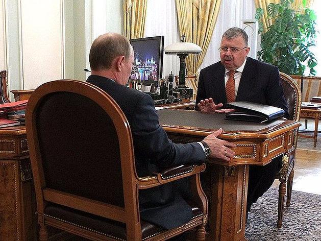 Бельянинов все же отправлен в отставку. Кто займет его кресло?