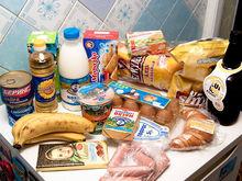 В Ростовской области сокращаются продажи пищевых продуктов