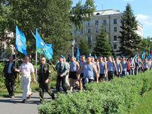 День ВДВ: почему десантники купаются в фонтане 2 августа?