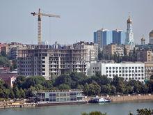 В Ростове-на-Дону построили более 570 тысяч квадратных метров жилья