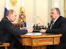 Стала известна новая должность экс-главы ФТС Андрея Бельянинова