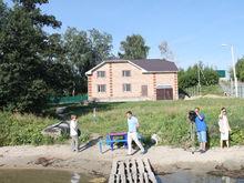В пригороде Челябинска началась застройка берега озера Сугояк