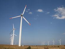 Ветряную электростанцию планируется построить в Нижегороской области к 2030 году