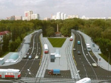 Перекресток Ленина-Московская открывают для движения