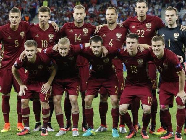 Новый состав сборной России по футболу: Кокорин и Мамаев не в списке