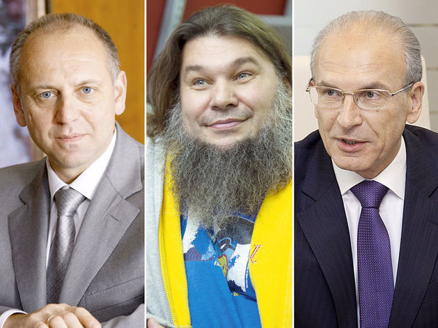 Дмитрий Пумпянский / Евгений Шароварин / Владимир Черкашин