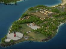 В Чебаркуле строят «старинную» крепость со спортивным и развлекательным центрами