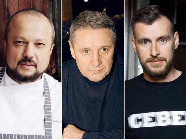 Шакир Юлдашев, Олег Ананьев, Евгений Кексин