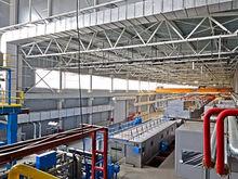 В Шахтах открыли завод Вотерфолл ПРО стоимостью 8,4 млрд. рублей