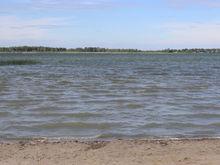 В Челябинске началась реконструкция городского пляжа