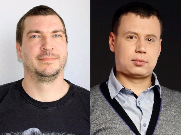 Евгений Островский, Николай Попов