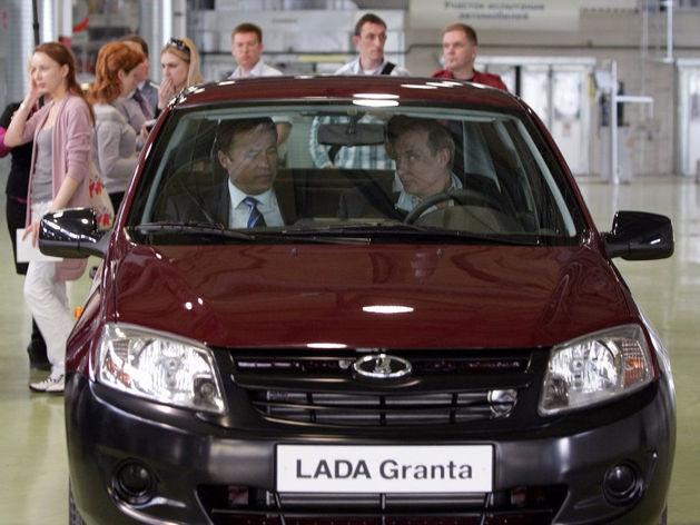 АвтоВАЗ снизит цены на Lada Granta ради передела рынка с подержанными машинами