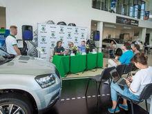 Участники автопробега на ŠKODA Yeti проехали через Новосибирск. Что они рассказали?