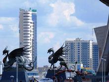 Антимонопольщики назвали установку скульптур у Центра семьи «Казан» нарушением