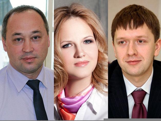 Геннадий Изевлин, Ольга Стерхова, Олег Попков