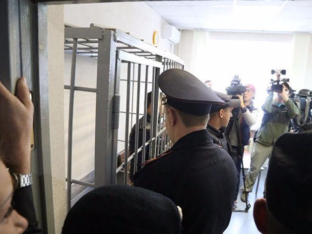 Участников перестрелки в Екатеринбурге арестовали на два месяца