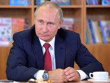 Путин поручил создать Российский университет транспорта к декабрю