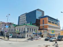 В Екатеринбурге открылся единственный в этом году отель