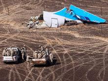 Бомбу в разбившийся над Синаем А321 заложили в багаж – эксперты
