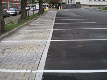 В центре Челябинска открылась новая парковка