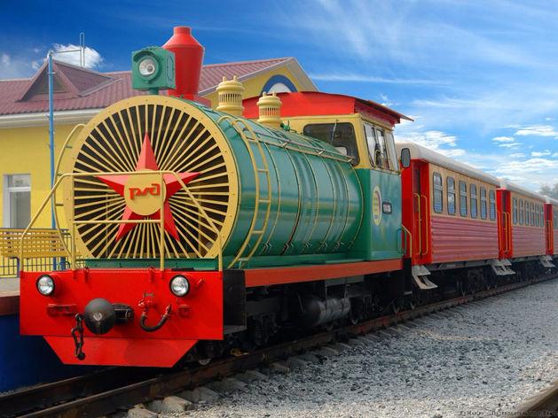Игрушка или центр воспитания? Власти потратили на детскую железную дорогу 735 млн руб