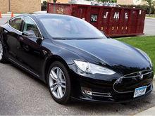 В Красноярском крае зарегистрировано 5 электромобилей