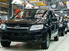 Правительство России выделило 3,3 млрд рублей на поддержку автопрома