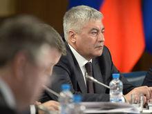 Кремль отказался рассматривать вопрос об отставке Колокольцева