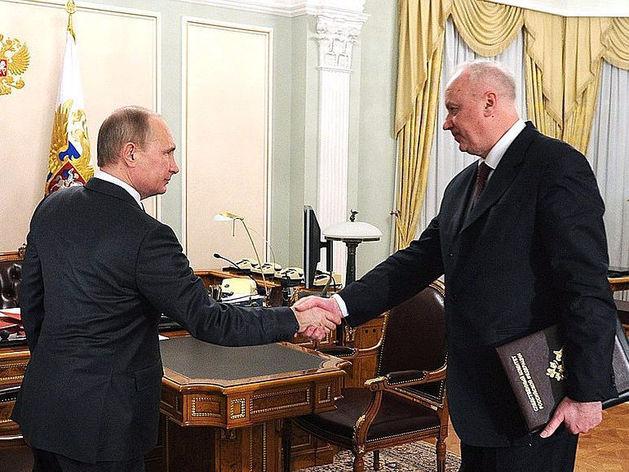 Бастрыкин покинет пост председателя СК сразу после выборов 18 сентября