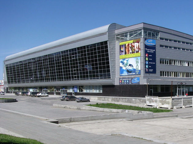 Екатеринбургский «Дворец спорта» сменил собственника