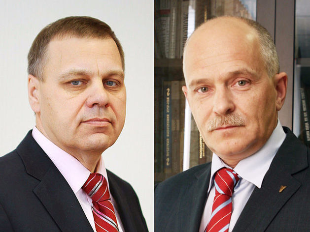 Михаил Смоляков, Андрей Беседин