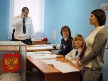 На нескольких избирательных участках Челябинска прошли проверки