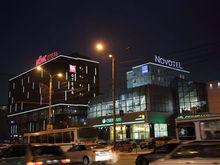 Строители Ibis и Novotel спорят с мэрией из-за земельного участка в Красноярске