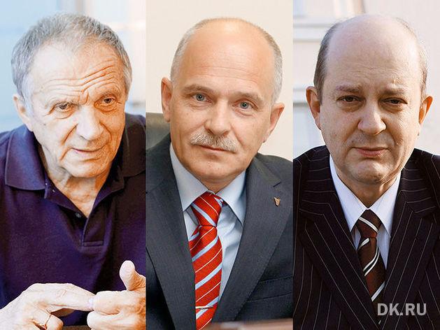 Владислав Тетюхин, Андрей Беседин, Владимир Соловаров